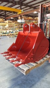 Check out Our New Esco Bucket for Ponce Services