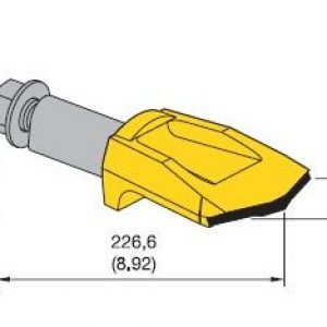 AR350T Soil Stabilization Tool