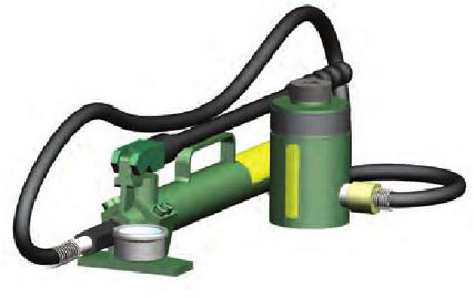 KPF201-301 Hydraulic Sleeve Removal Set