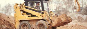 Skid Steer for construction job