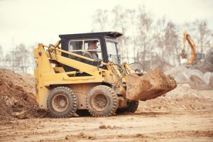 Skid Steer for construction job