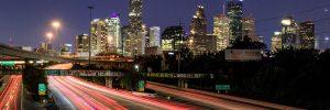 Highway Construction in Houston