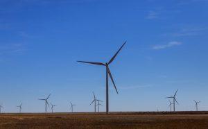 wind energy in Texas
