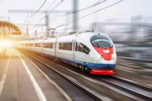 High speed train coming to Texas
